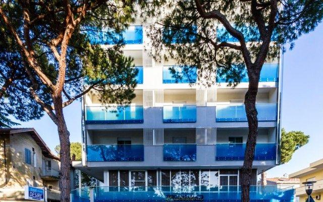 Hotel Desire' вид на фасад