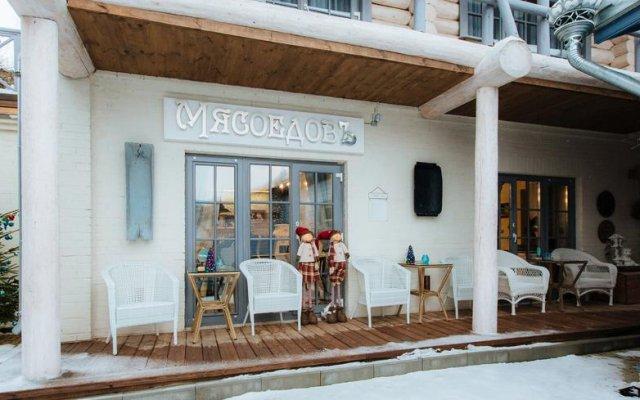 Мини-отель Грандъ Сова вид на фасад