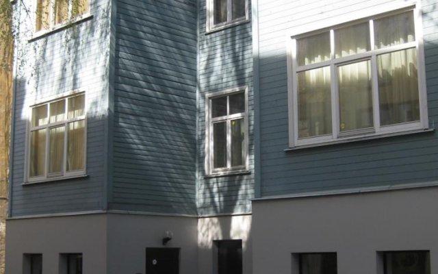 Апартаменты Matisa Apartments вид на фасад