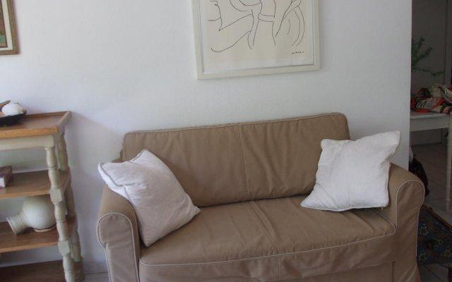 Отель Appartement Villa Soraya Ницца комната для гостей