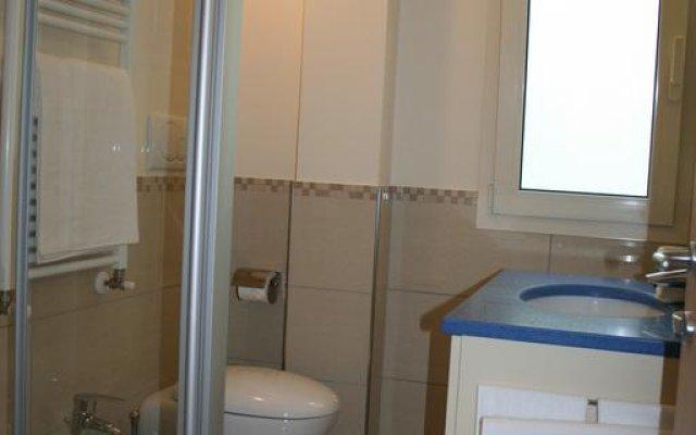 Отель Perla del Parco Италия, Риччоне - отзывы, цены и фото номеров - забронировать отель Perla del Parco онлайн ванная