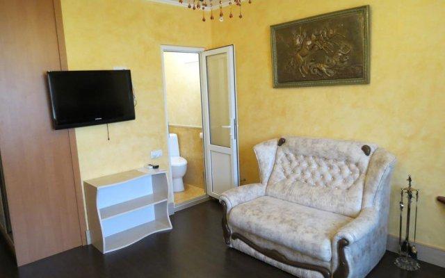 Отель Otdyh u Morya Одесса комната для гостей