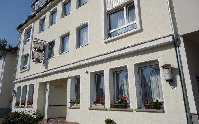 Hotel am Schloss вид на фасад