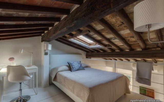Отель Accademia Luxury Loft Италия, Флоренция - отзывы, цены и фото номеров - забронировать отель Accademia Luxury Loft онлайн комната для гостей