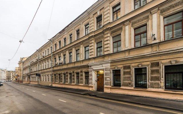 Гостиница Heart of Moscow on Arbat вид на фасад