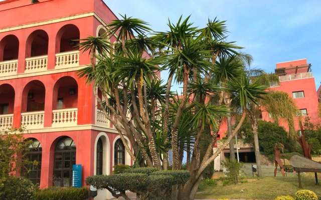 Hotel Blancafort Spa Termal вид на фасад