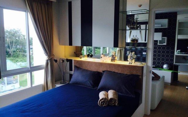Отель Penthouse Patong комната для гостей