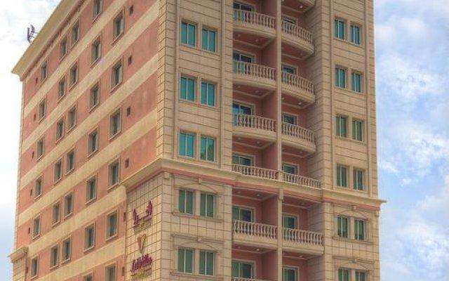 La villa Najd Hotel Apartments вид на фасад