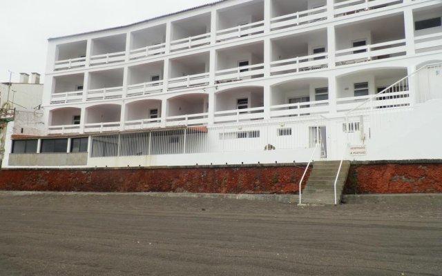 Отель Barracuda Aparthotel вид на фасад