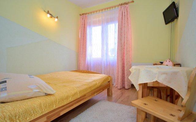 Отель Pokoje Gościnne U Babci Закопане комната для гостей