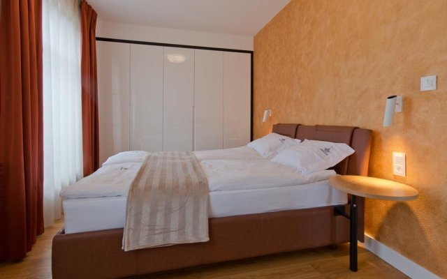 Апартаменты Imperial Apartments - Sopocka Przystań Сопот комната для гостей