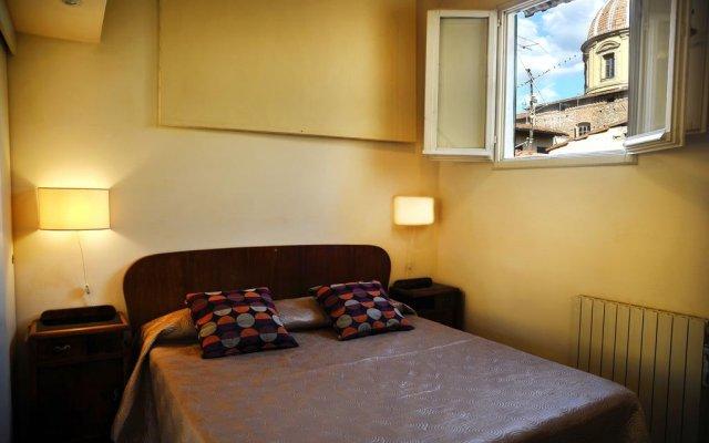 Отель My Sweet Home In S. Frediano Флоренция комната для гостей