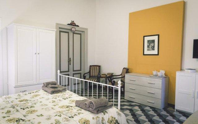Отель Aretè B&B Сиракуза комната для гостей