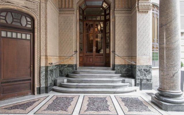 Отель Milan Royal Suites - Centro Cadorna Италия, Милан - отзывы, цены и фото номеров - забронировать отель Milan Royal Suites - Centro Cadorna онлайн вид на фасад