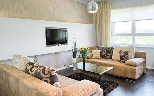 Апартаменты Friendly Inn Apartments Хожув комната для гостей