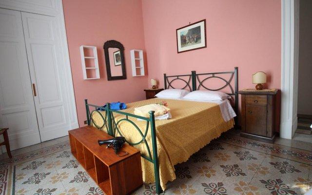 Отель B&B Castiglione Италия, Палермо - отзывы, цены и фото номеров - забронировать отель B&B Castiglione онлайн комната для гостей