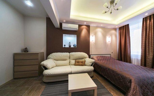 Апартаменты City Apartments Belorusskaya комната для гостей