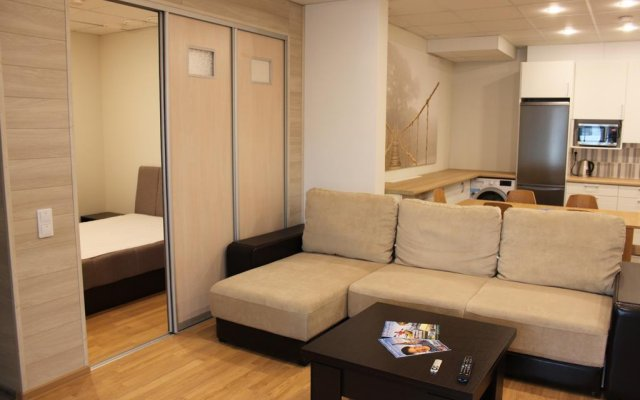 Отель Marina Village Apartment Финляндия, Лаппеэнранта - отзывы, цены и фото номеров - забронировать отель Marina Village Apartment онлайн комната для гостей