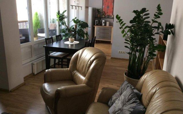 Отель Beausejour Apartments Литва, Вильнюс - отзывы, цены и фото номеров - забронировать отель Beausejour Apartments онлайн комната для гостей