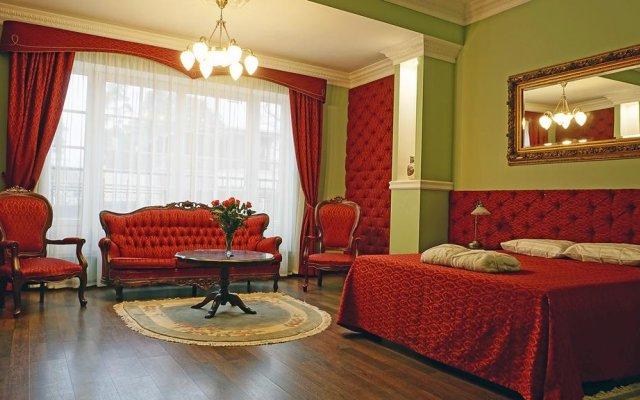 Отель Eiropa Deluxe комната для гостей