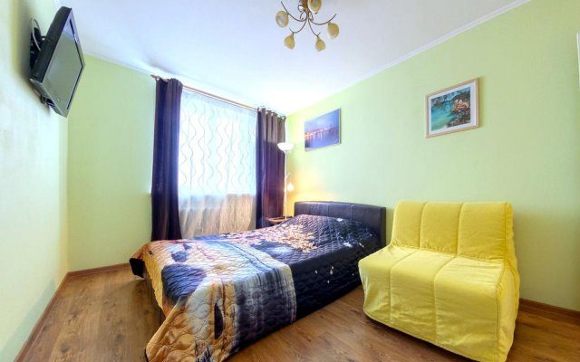 Апартаменты RentalSPb Apartment Obvodnoy Kanal 46 комната для гостей