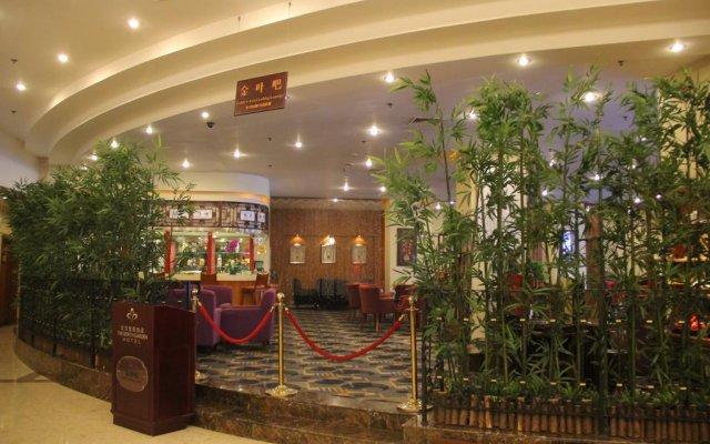The North Garden Hotel интерьер отеля