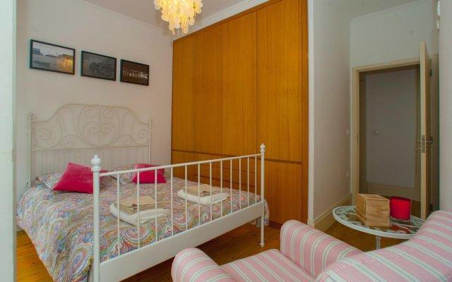 Отель Porto Downtown Flats комната для гостей