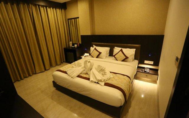 Hotel Gagan Regency комната для гостей