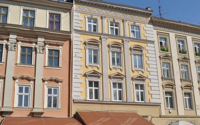 Lvivde Hostel вид на фасад