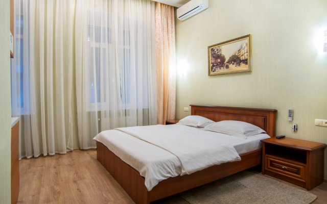 Апартаменты City Apartments on Yekaterininskaya комната для гостей