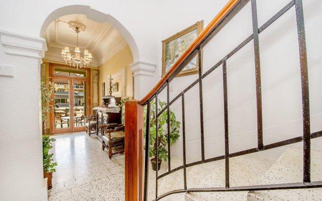 Отель Electra Guesthouse Мальта, Зеббудж - отзывы, цены и фото номеров - забронировать отель Electra Guesthouse онлайн интерьер отеля
