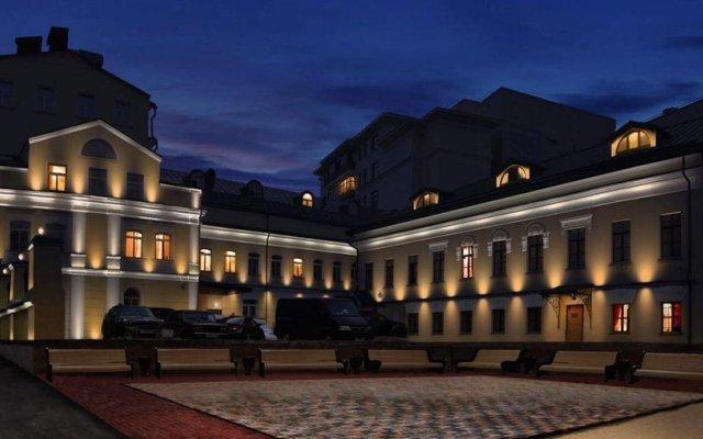 Бутик-Отель Столешников вид на фасад