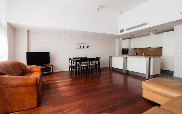 Апартаменты Exclusive Apartments - Old Town комната для гостей