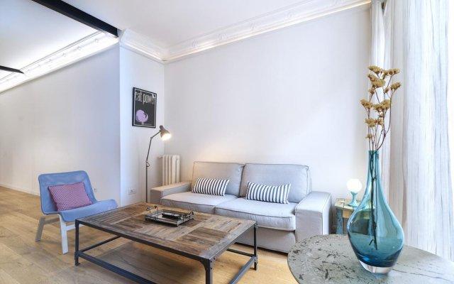 Отель Friendly Rentals Barceló Испания, Мадрид - отзывы, цены и фото номеров - забронировать отель Friendly Rentals Barceló онлайн комната для гостей
