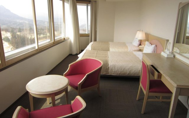 Myogi Green Hotel Томиока комната для гостей
