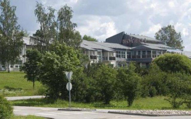 Отель Vuoksenhovi Финляндия, Иматра - отзывы, цены и фото номеров - забронировать отель Vuoksenhovi онлайн вид на фасад