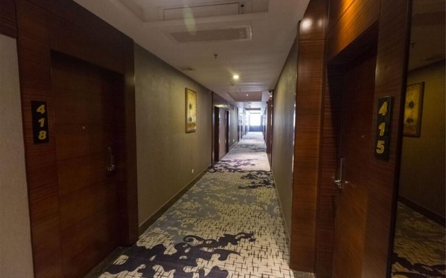 Mizparton Hotel интерьер отеля