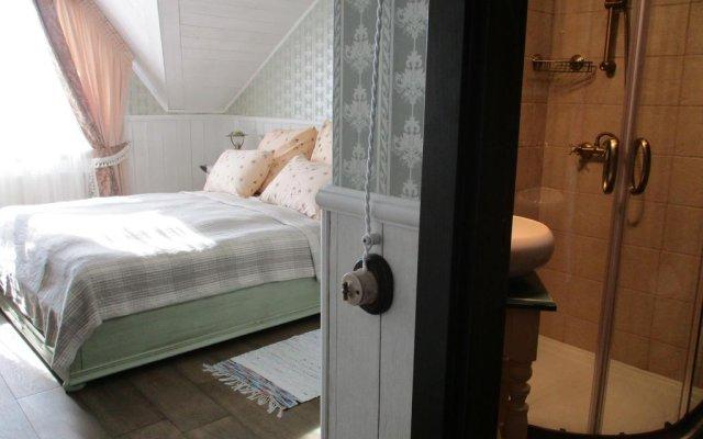 Гостиница Ostrovito Morushko комната для гостей