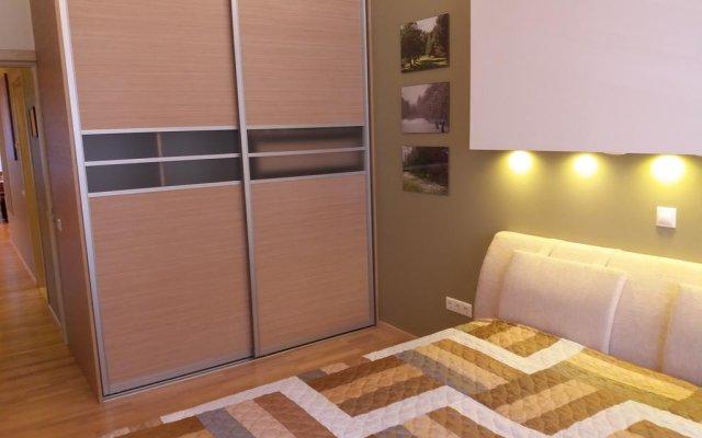 Отель Centro apartamentai-Konarskio apartamentai комната для гостей