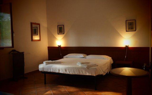 Отель Residence Arenella Аренелла комната для гостей