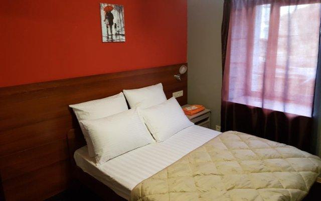 Мини- отель Аврора Иркутск комната для гостей