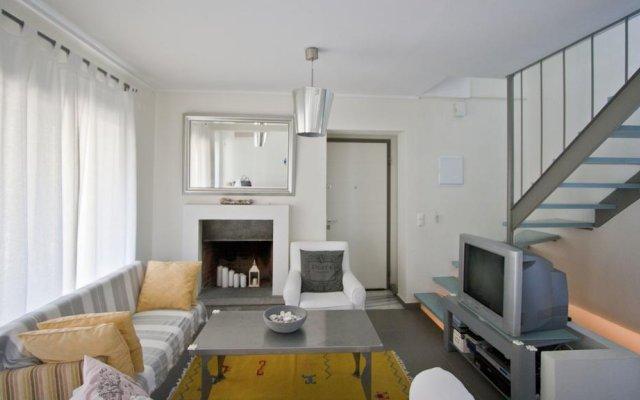 Отель Feebles Garden House Spathies Ситония комната для гостей