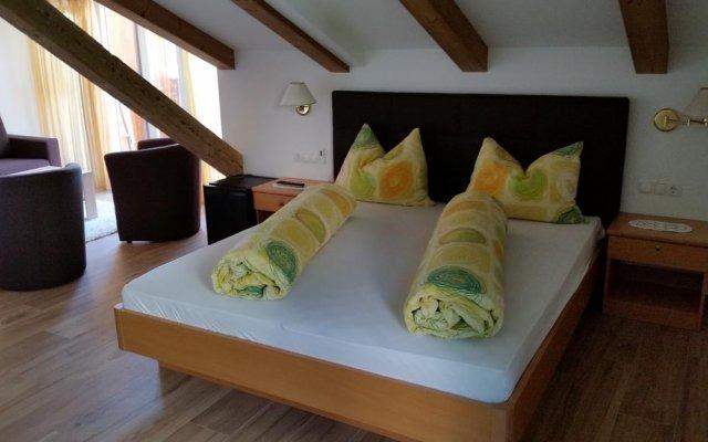 Отель Pension Weinberg Горнолыжный курорт Ортлер комната для гостей