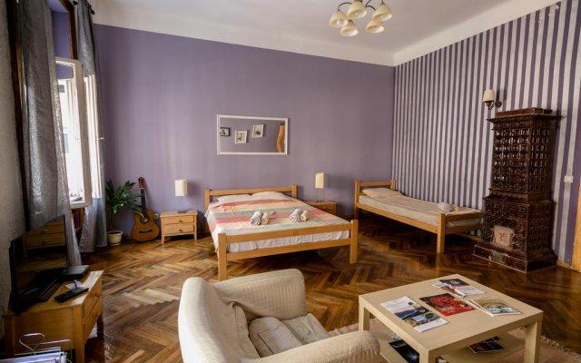 Отель Knez Mihailova Apartment Сербия, Белград - отзывы, цены и фото номеров - забронировать отель Knez Mihailova Apartment онлайн комната для гостей