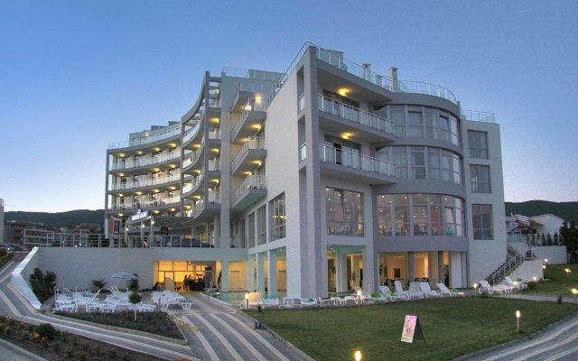 Moonlight Hotel Свети Влас вид на фасад