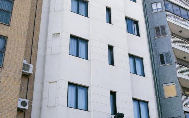 Hotel Villacarlos вид на фасад