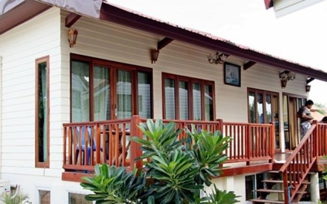 Отель Chai Pattchara Resort балкон