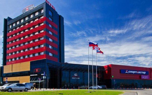 Гостиница Виконда в Рыбинске отзывы, цены и фото номеров - забронировать гостиницу Виконда онлайн Рыбинск вид на фасад