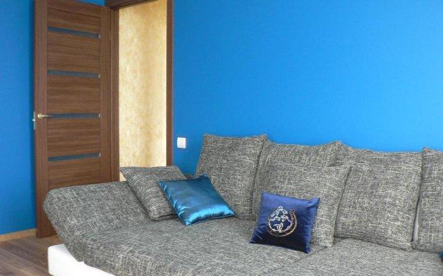Гостиница Two-bedroom aparment on Gornaya комната для гостей