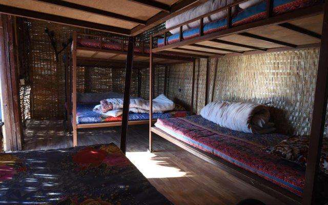Отель Kathmandu Eco Hostel Непал, Катманду - отзывы, цены и фото номеров - забронировать отель Kathmandu Eco Hostel онлайн комната для гостей